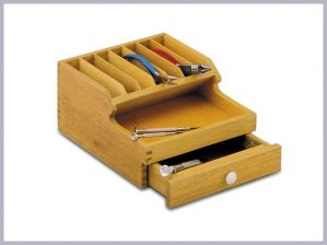 Pliers Rack with Drawer