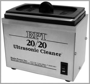 20/20 Ultrasonic Cleaner 110v