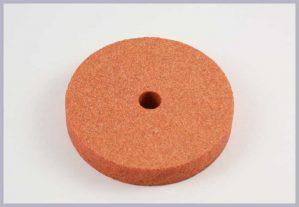 Glass Roughing Wheel Sharpening Disc - Red