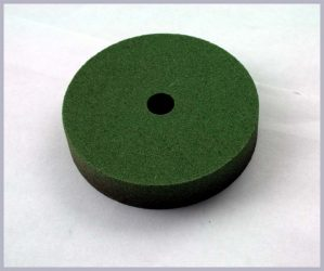 Finishing Wheel Sharpening Disc - Green