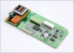 Display Control Board - Practica