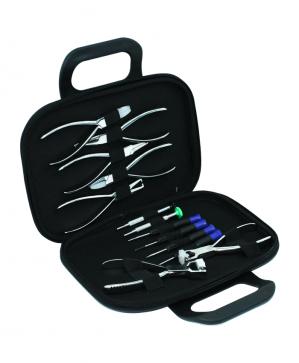 13 Piece Plier / Screwdriver Tool Kit