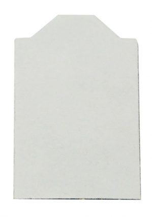 Economy Blocking Pads - Half-Eye Roll - 2000 27x17mm (NOT FOR AR)