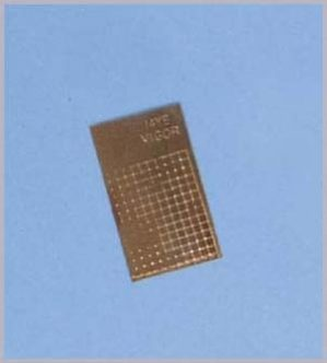 Gold Solder Sheet- Low Kt