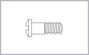 Hinge MT 100 Nickel 5.8L 1.6D