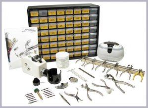 Grobet Deluxe Dispensing Kit