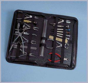 Grobet Small Tool Kit