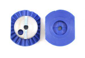 WECO Magnetic Block, Half-Eye 10pcs