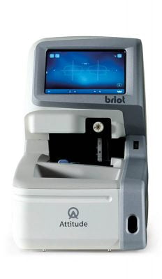 Briot Attitude Wavefront Lens Analyzer / Tracer / Blocker