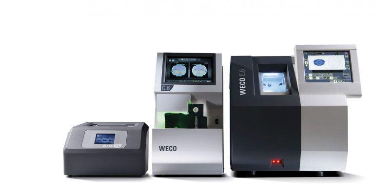 WECO E.6 Lens Edging System