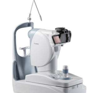Canon CR-2 Plus AF Fundus Camera
