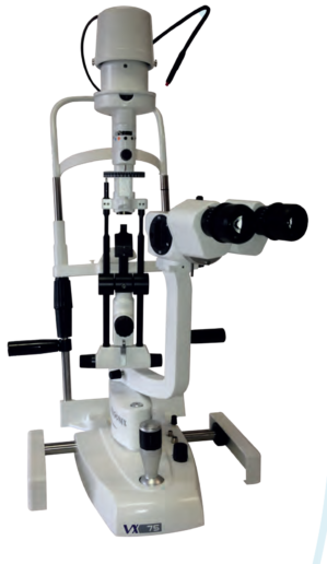 Visionix VX75 Ophthalmic Slit Lamp Microscope