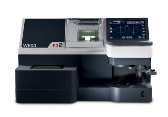 WECO E.3-2 All-in-one Lens Finishing Lab