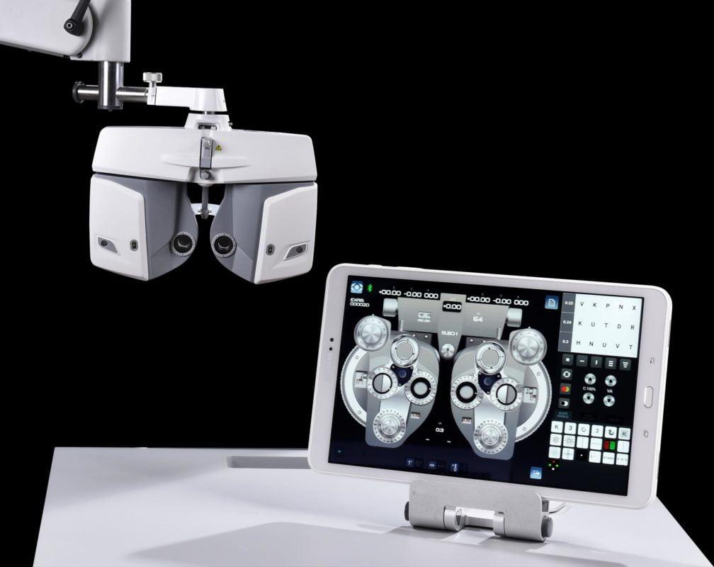 VX65 Digital Refraction System