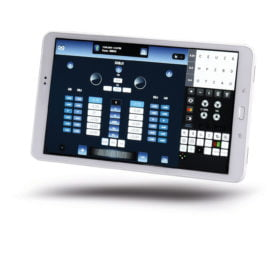 VX65 Automatic Tablet Mode