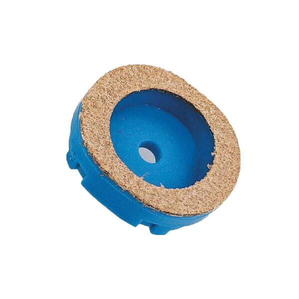 17mm Half-Eye Lens Chuck pad for Briot Edgers 1135171