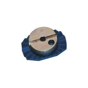 17MM Half-eye magnetic block for WECO edging systems